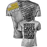 Actizio camiseta de entrenamiento motivacional activada por ...