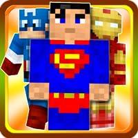 Superhero Skins for PE