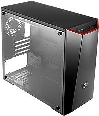Cooler Master MCW-L3B3-KANN-01 MasterBox Lite 3.1 Case per PC Micro-ATX, Mini-ITX con Finestra Laterale