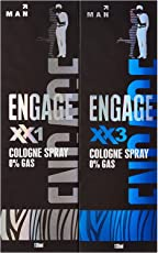 Engage Cologne, XX1, 135ml with Cologne, XX3, 135ml