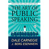 The Art of Public Speaking (Hardcover Library Edition)