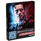 Terminator 2: Tag der Abrechnung (Extended Edition, Kinoversion, Special Edition, Steelbook, inkl. Blu-ray) [3D Blu-ray]