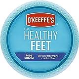 O'Keeffe's Healthy Feet Foot Cream, 3.2 ounce Jar, (Pack of 1)