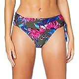 Pour Moi Heatwave Fold Over Tie Brief Parte Inferiore del Bikini Donna