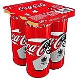 Coca-Cola Original Taste, Lattine, 4 x 330ml