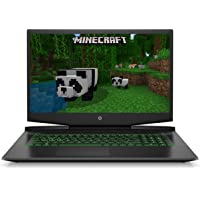 HP Pavilion Gaming 17-cd1275ng (17,3 Zoll/FHD IPS 144Hz) Laptop (Intel Core i7-10750H, 16GB DDR4 RAM, 1TB HDD, 512GB SSD…