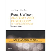 Ross And Wilson Anatomy And Physiology In Health And Illness 13Ed (Ie) (Pb 2018)