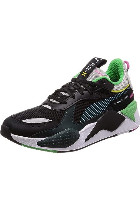 PUMA RS-X Reinvent WNS, Zapatillas para Mujer, Blanco White/Bubblegum, 36 EU: Amazon.es: Zapatos y complementos