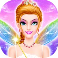Fairy Princess Makeup Salon -Dressup game for girl