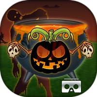 VR Horror Graveyard Tour