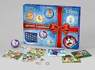 Ravensburger 3D-Puzzle 11676 Disney Adventskalender