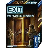KOSMOS Spiele 694227 - EXIT - Das Spiel - Das mysteriöse Museum