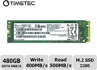 Timetec HP Enterprise Micron IC 480GB M.2 2280 SATA 6Gb/s Internal SSD(MTFDDAV480MBF)