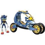 Sonic T22114a Bleu Force One transformant Vélo