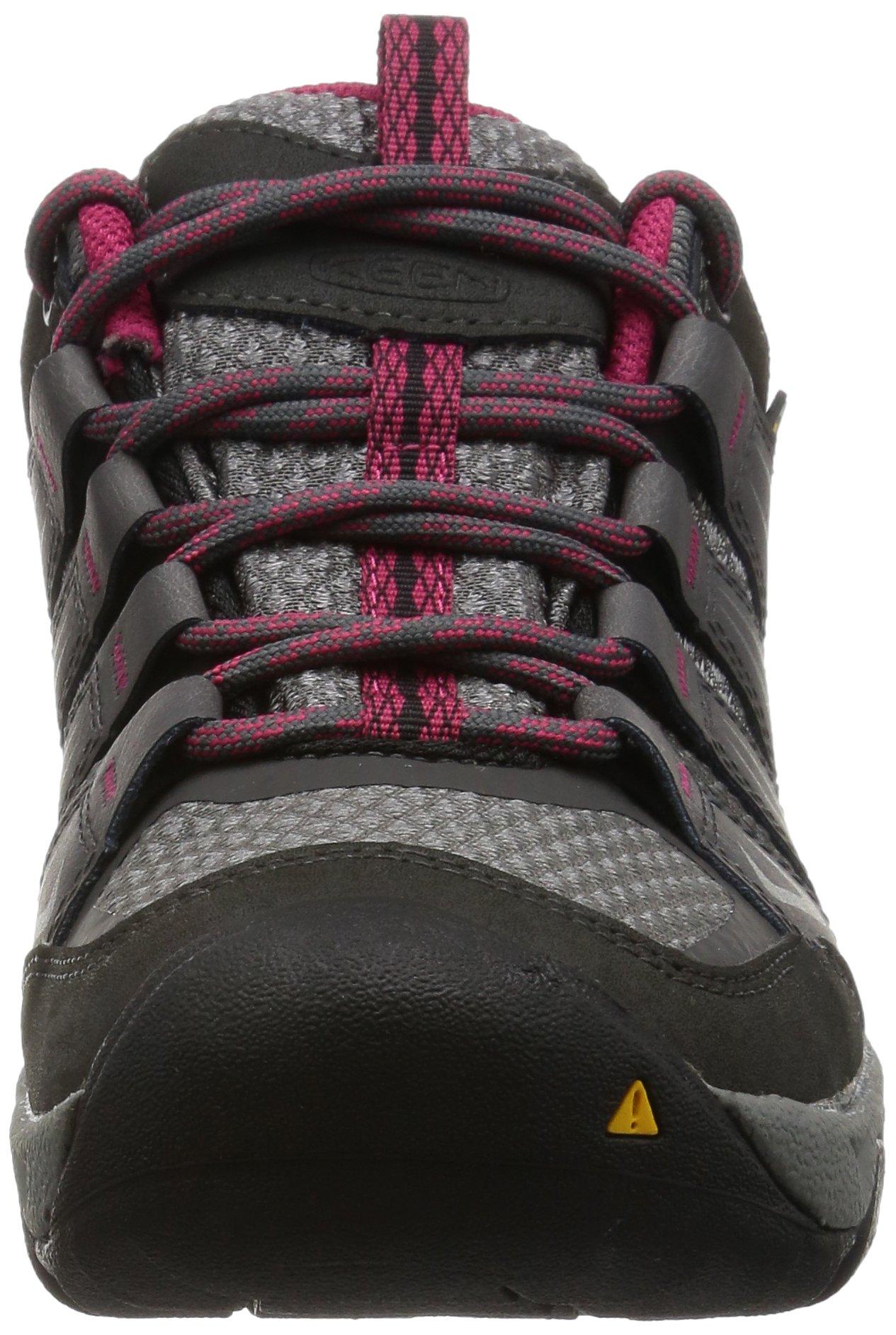 KEEN Women's Oakridge Wp Low Rise Hiking Shoes 4