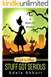 Witch is When Stuff Got Serious (A Witch P.I. Mystery Book 11) (English Edition)