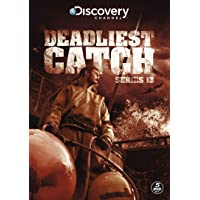 Deadliest Catch: Season 13 [DVD]