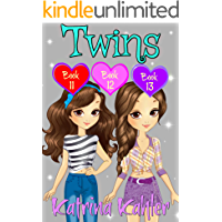 TWINS - Part Four: Books 11, 12 and 13 (Twins Series Book 4)