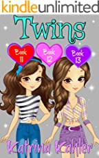 TWINS - Books 11, 12 and 13
