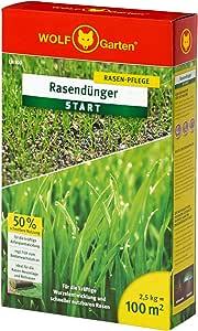 WOLF-Garten - Rasen-Starter-Dünger LH 100; 3833030