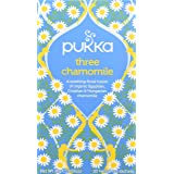 Pukka Three Chamomile - Tisana 20 filtri