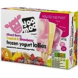YooMoo Yogurt Sticks, 6x55ml (Frozen)