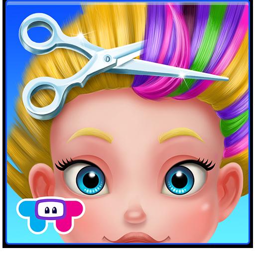Verrückter Friseursalon - Hübsches Mädchen Makeover -