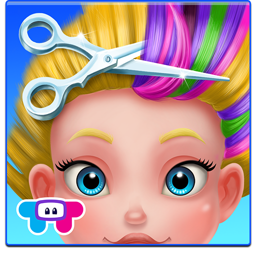 Verrückter Friseursalon - Hübsches Mädchen (Disney/pixar Kostüme)
