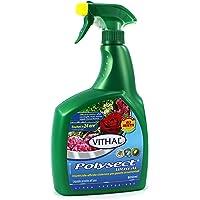 Vithal Polysect Ultra Spray Pronto Uso Piante Ornamentali, 800 ml