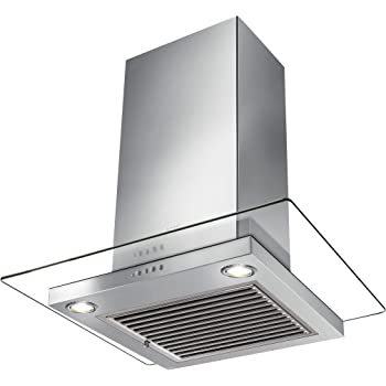 Superb Faber 60 CM 1000 M3/h Chimney (Hood Nice Plus LTW 60, Steel)