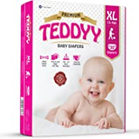 TEDDYY Premium Baby Extra Large Size Diaper (Pack of 30)