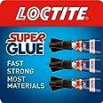 Loctite 2063435 Universeel, sterke all-purpose lijm voor hoogwaardige reparaties, transparante lijm voor verschillende materi