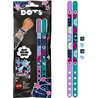 LEGO 41934 Dots Les Bracelets Lumière étoilée Set de Bijoux, Bracelet à bricoler, Artisanat et travaux manuels pour Les…