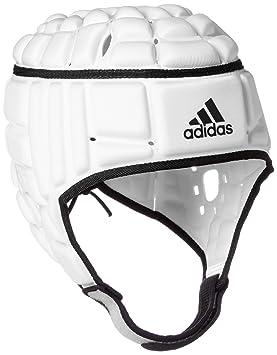 adidas RUGBY HEADGUARD Ballon de football, Homme, Blanc, XS
