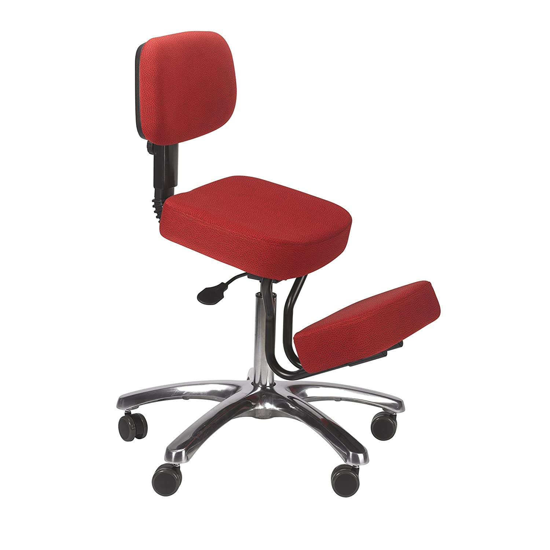 Jobri Jazzy Kneeling Chair with Back Support Beige Amazon