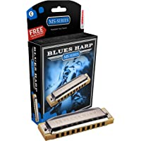 Hohner 532bx-c Blues harpe, Key of C Major