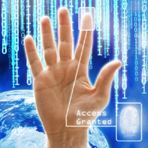 Fingerprint Scanner Lock
