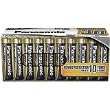 Panasonic EVERYDAY POWER Pila alcalina AAA Micro LR03, Para una energía fiable, Paquete sin plástico con 30 unidades