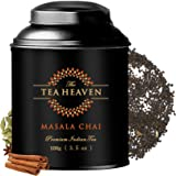 The Tea Heaven- Masala chai-Treats Cold and Cough- 100 % Natural Ingredients- 150 Grams(50 Cups)