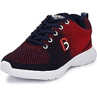 Bourge Boy's Orange-04 Running Shoes