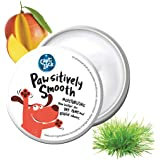 Captain Zack Pawsitively Smooth Paw Butter/Cream/Wax/Balm for Dry Cracked, Chapped Paws & Elbows with Natural Actives to Heal