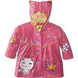 Kidorable Diseño del Gato, Capa Impermeable Todo Tiempo, para Los Muchachos, Las Muchachas, Los Niños