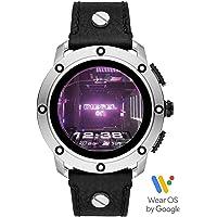 Diesel Axial Digital Black Dial Men's Watch-DZT2014