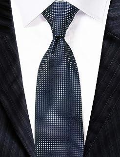 Forma classica Adamant/® Cravatta tinta unita 7 cm di larghezza x 150 cm di lunghezza diversi colori Morbida