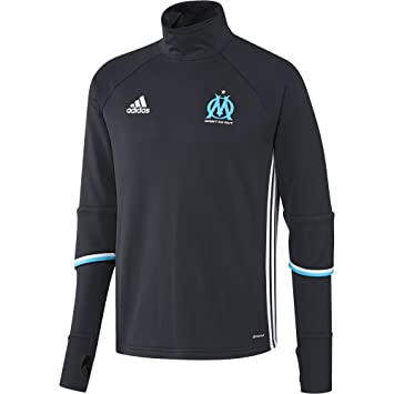adidas t-shirt de football olympique marseille training