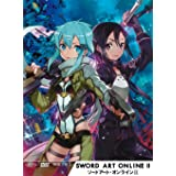 Sword Art Online II - Box #01 (Eps 01-14) (3 Dvd)