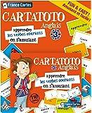 Cartatoto -  Anglais 3 - Les Verbes Courants - Jeu Educatif