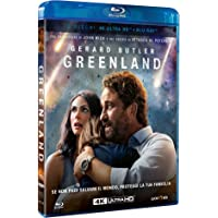 Greenland 4K Ultra HD + Blu-Ray, 2 dischi