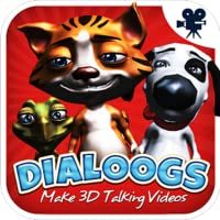 Dialoogs - 3D Talking VideosDialoogs - 3D reden Videos