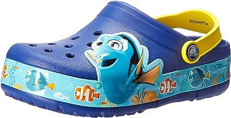 Crocs CrocsLights Disney Finding Dory ClogK Unisex Kids Slip on